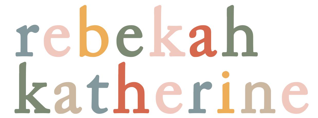 Rebekah Katherine